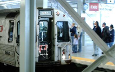 El PATH expandió un servicio especial de trenes a Hoboken
