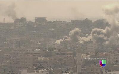 La paz se aleja cada día más de Gaza, Israel y Hamas se resisten a ceder...
