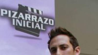 Pachuca anunció película, la cual será protagonizada por Sebastián Zúrita.