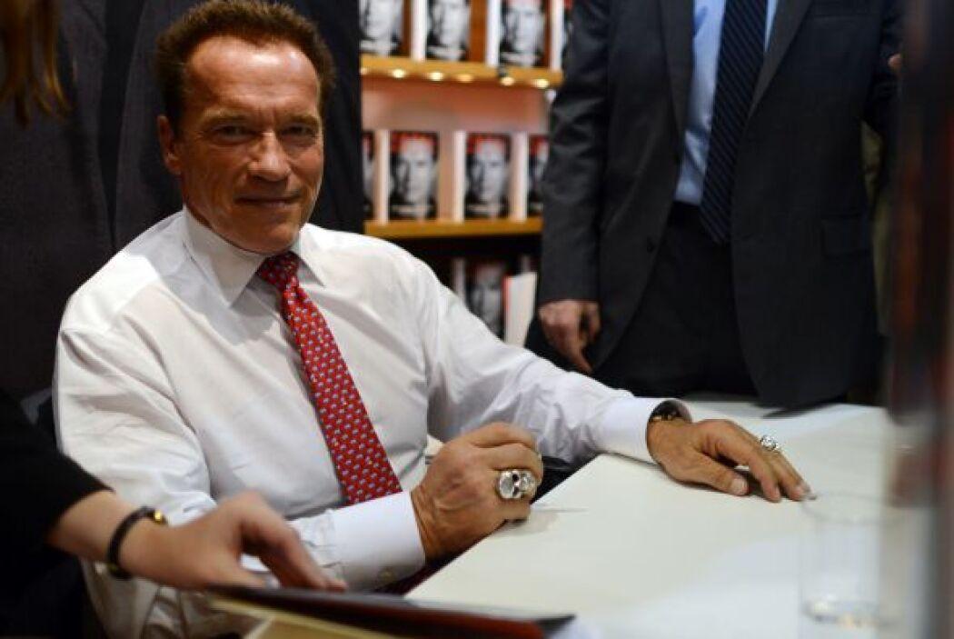 Arnold Schwarzenegger: El actor y político también se vio envuelto en un...
