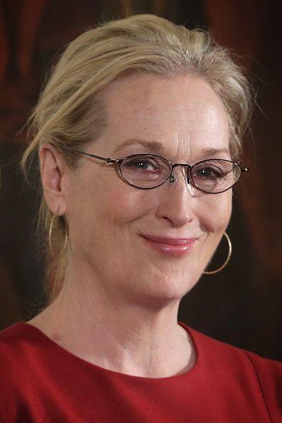 Meryl Streep fue reconocida con la medalla presidencial de la libertad.
