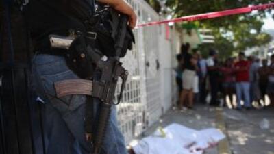 El cuerpo fue encontrado por habitantes de la municipalidad, que desde h...