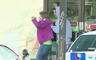 Momentos de pánico vivió una mujer al ser tomada como rehén en Denver