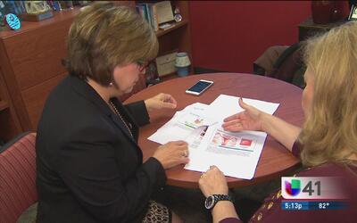 Una campaña en San Antonio promueve la vacuna contra el virus del papilo...