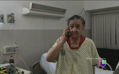 """""""Mamá Rosa"""" fue trasladada a un hospital"""