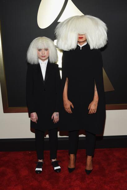 Sia y Maddie Ziegler se confundieron de fecha y pensaron que se trataba...