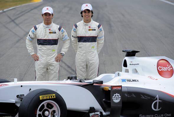 Peter Sauber dijo que el objetivo del equipo es acabar la temporada en m...