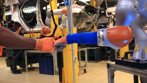 Conoce el Mini Robot de Ford