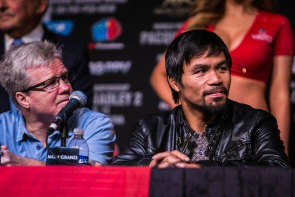 """""""Esta pelea es muy importante para mi carrera como boxeador"""" (Foto: Joel..."""