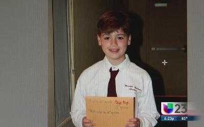 Niño de Miami Dade cenará en Casa Blanca