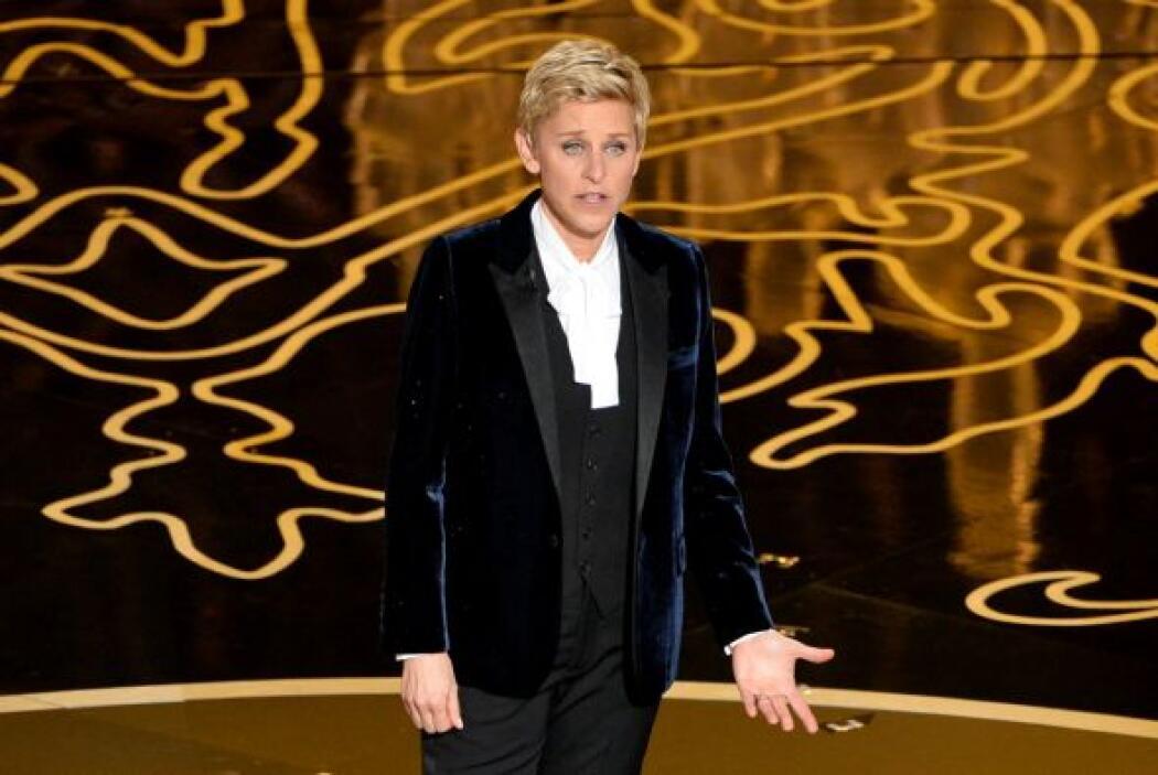 46.- ELLEN DEGENERES:  Comediante, presentadora de televisión, actriz, e...