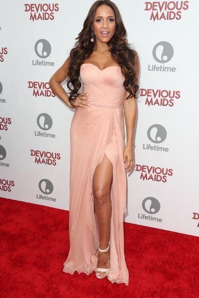 "Dania Ramirez ¡La latina de ""Devious Maids"" está..."