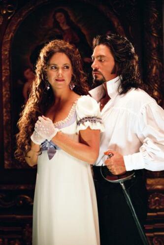 Los reyes de telenovela conquistaron al público con su amor.