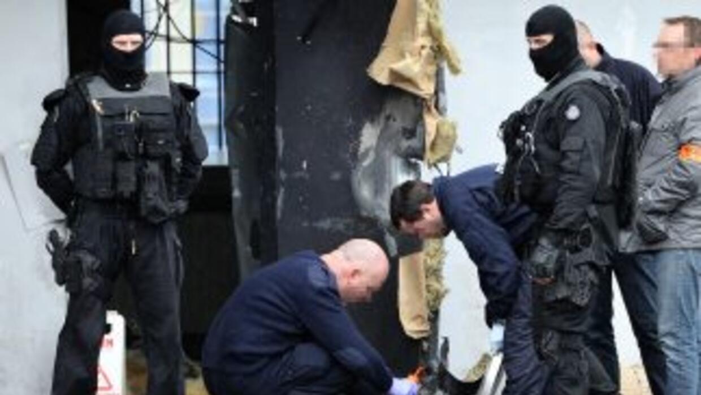 Redoine Faid escapó de la cárcel derribando la puerta con explosivos y t...