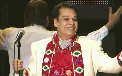 El cuerpo de Juan Gabriel va a ser trasladado al aeropuerto de Los Angel...