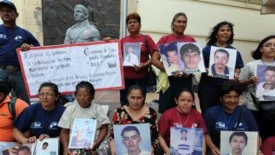 Cientos de centroamericanos han desaparecido en México en su viaje rumbo...