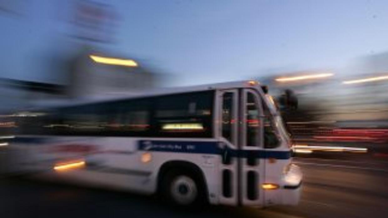 Su último atraco fue contra un bus, al que secuestró y lo condujo hasta...