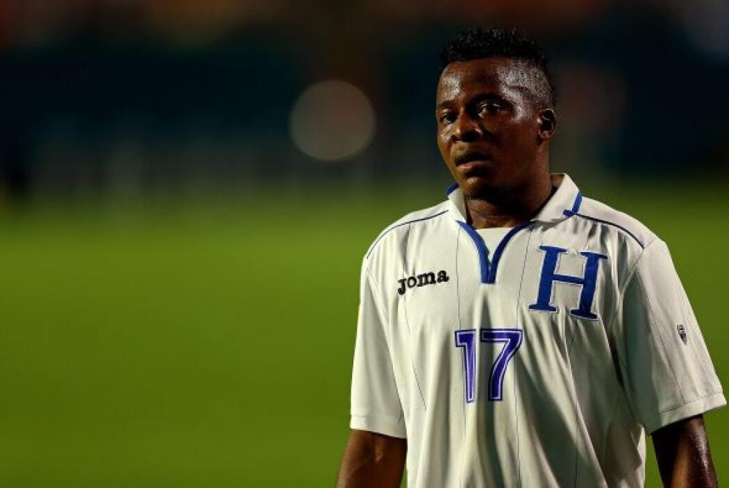 Tras ese cobro, cayó el gol de Honduras que significó el triunfo y el pa...