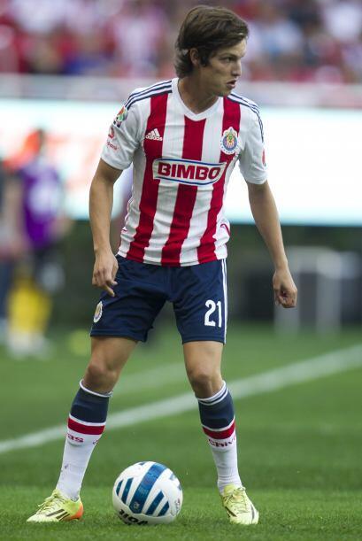 Carlos Fierro es otro muchacho que puede funcionar para un joven ataque...