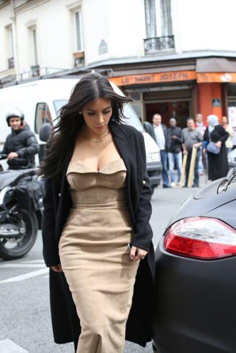 Se les ha visto en las boutiques más exclusivas, Versace, Céline e Yves...