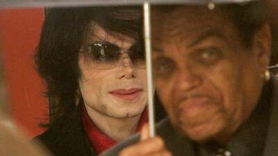 Michael y Joe Jackson, bajo sospecha de tener un hijo que tiene pruebas...