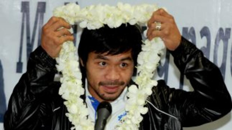 Manny Pacquiao podrí regresar en septiembre en una revancha contra Juan...