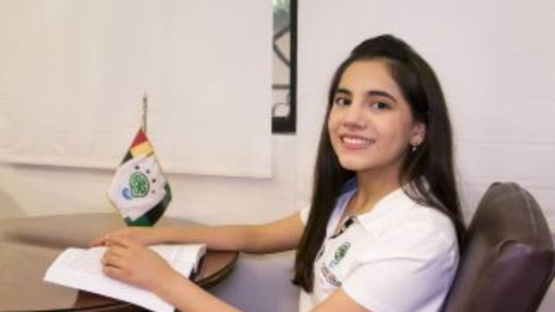 Dafne Almazán. Fotografía proporcionada por Cedat.