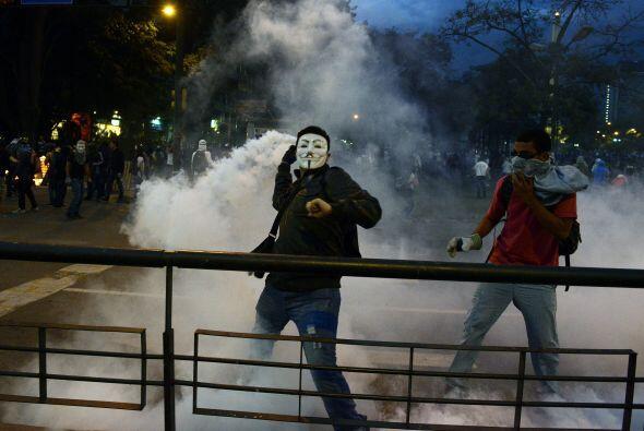 Residentes de La Isabelica protestaron durante las últimas cuatro...
