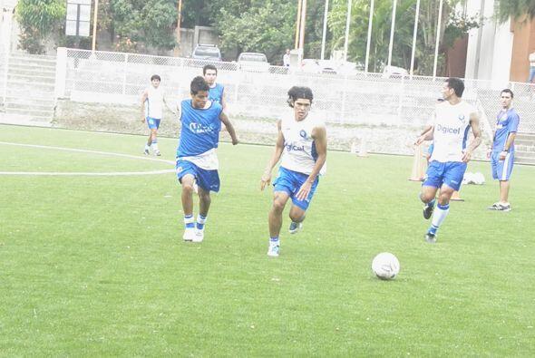 La azul se prepara para jugar la Copa Oro en marzo. (Foto: Cortesía FESFUT)