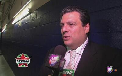"""Mauricio Sulaimán: """"Chavez Jr. es muy necio"""""""
