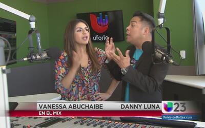 """""""En El Mix"""" con Danny Luna y Vanessa Abuchaibe - Lunes 3/21/16"""