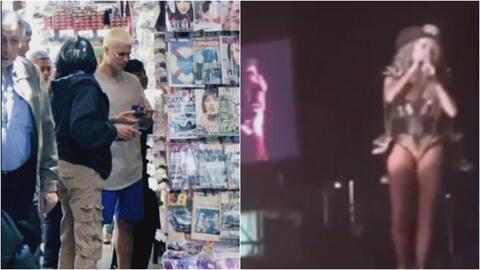 Justin Bieber formó tremendo alboroto en México y Paulina Rubio habló de...
