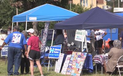 Sindicatos laborales de Texas orientan a votantes frente a las próximas...