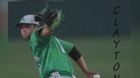 Fallece una joven promesa del béisbol tras un aparatoso accidente automo...
