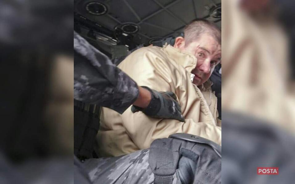Extradicion Chapo Guzmán