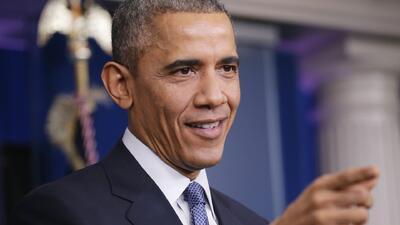 El Presidente Obama terminará el año con buenas calificaciones