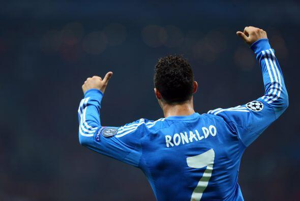 Benzema puso el quinto tanto, pero Cristiano aún tenía algunos trucos po...