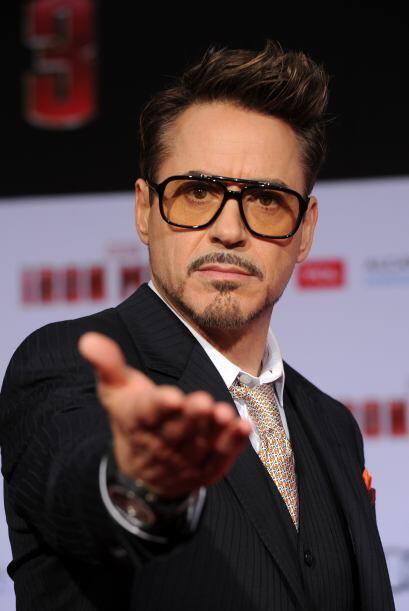 ¿Qué le falta a Robert Downey Jr.? Es guapo, talentoso, carismático y el...