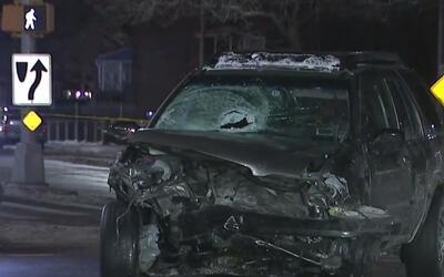 Una persona muere y otras dos resultan heridas tras aparatoso accidente...