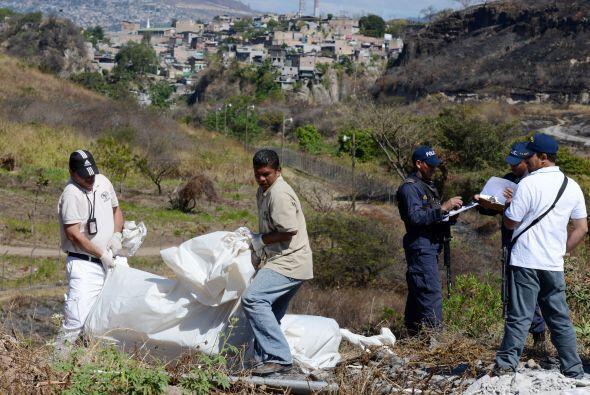 Unas 53.622 personas murieron de manera violenta en Honduras entre 2000...