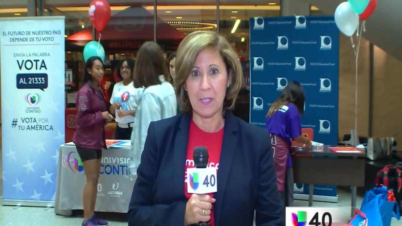 Univision celebra el Día Nacional de Registro de Votantes