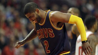 Irving fuera de la final de la NBA