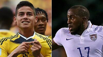 Colombia y Estados Unidos miden fuerzas en Londres