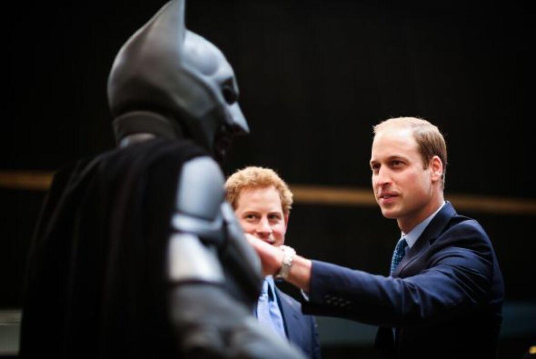 ¿Será que William se animará a ser el vengador de los desvalidos?