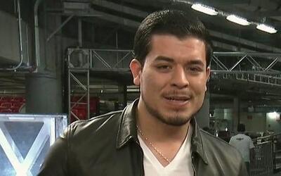 Noel Torres está muy contento y agradecido de que puede ser parte de Pre...