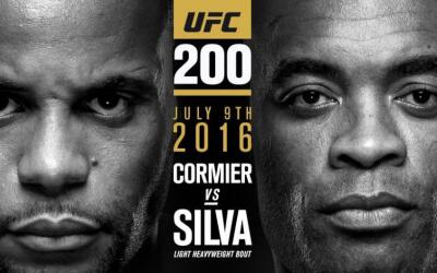 Cormier vs. Silva