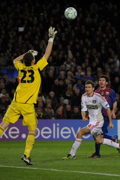 Messi, el primer jugador que marca tres hat-tricks en la fase de definic...