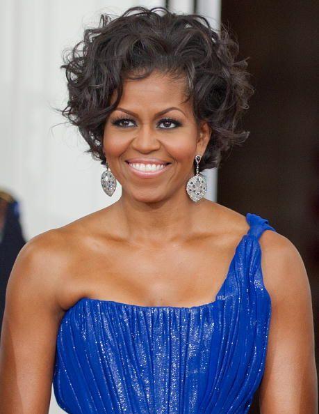 ¿No aman a la Primera Dama con este 'hair style'? Nosotros nos volvemos...