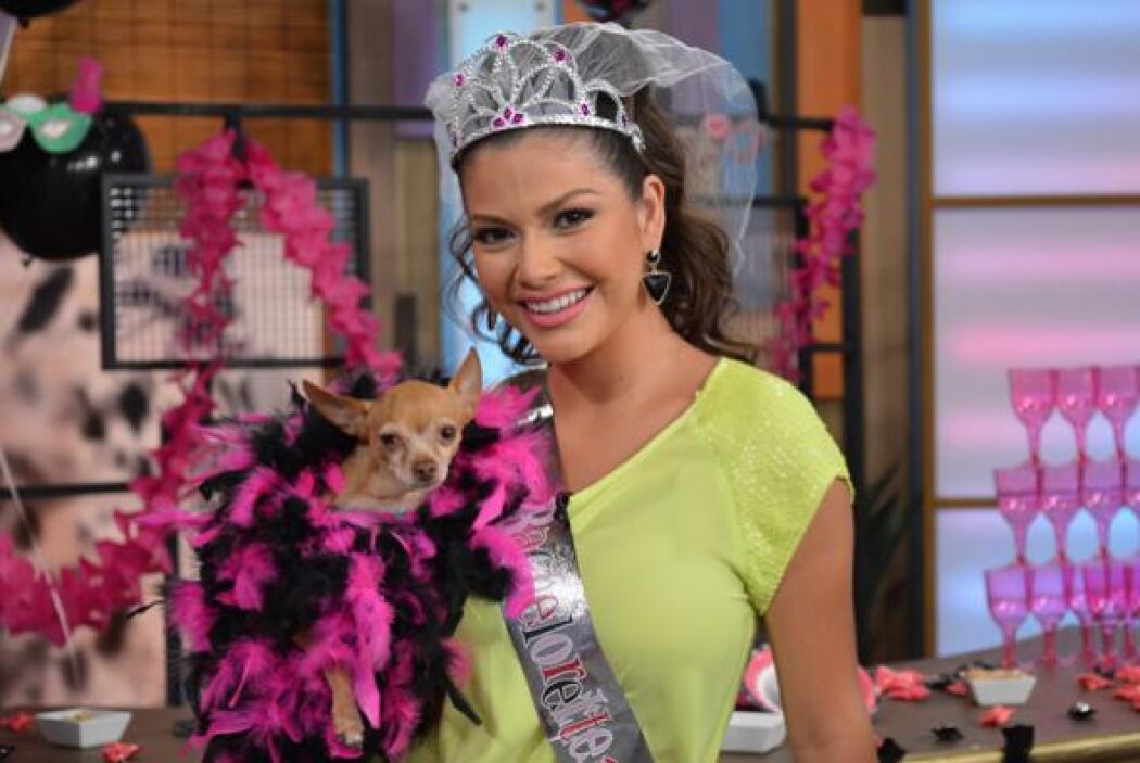Doña Meche se lució y no sólo trajo a Cristian de la Fuente, sino que ll...