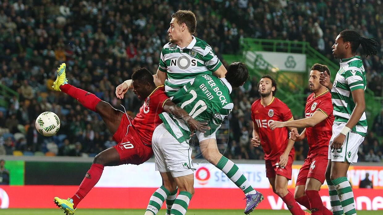 Sporting igualó 0-0 con Rio Ave